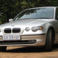 2002 BMW 325 TI