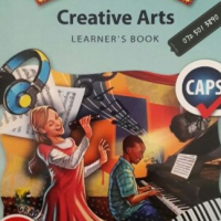 Oxford Headstart - Creative Arts - Learner's Book - Grade 8 - CAPS - D. Basson.