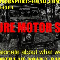 Lexus V8 Conversions and Services - Lexsure Motor Sport