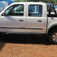 Ford Ranger 2.5 Turbo Diesel D/Cab #1(906)