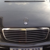 E320 AVANTGARDE Merc 2004 to Swop/ for Sale