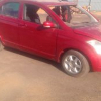 2015 FAW v2 accident damage car with key's can start and drive