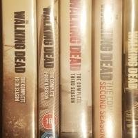 The Walking Dead TV Series - Season 1-5 Dvd Boxsets