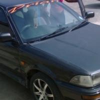 1989 Toyota Corolla 1.6 16v rounder