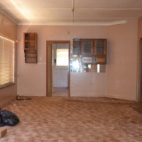 Big lounge/dining kitchen with scullery 3 bedroom 2 bathrooms