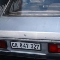 1984 Toyota Corolla rwd 1.6