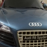 Audi Electric ride on car, excellent condition