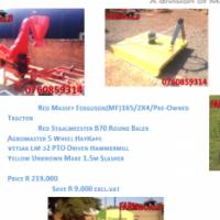 Trekker/Tractor Big Save