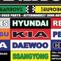 Daewoo Spares