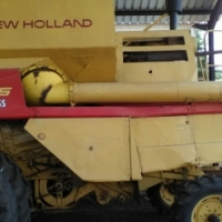 new holland  stroper