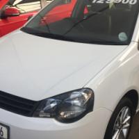 2011 VW Polo Vivo 1.6i Trendline