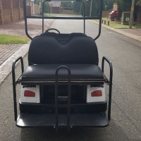 Golf Cart Electric 6 Seater
