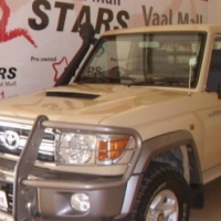 2014 Toyota Land Cruiser 79 4.5 Diesel Pick Up with Xtras