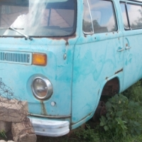 Project 1977 Volkswagen Kombi Bus