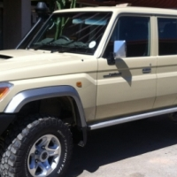 FOR SALE - TOYOTA LANDCRUISER 4.5D LX, V8, 4WD