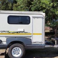 Safari Oryx 2005