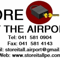 Storage in Port Elizabeth - Store it All at the Airport