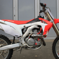 CRF 450 Honda Finance Available Special for April