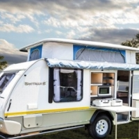 Innovative  Small Caravan  Somerset West  Caravans And Campers  61912050