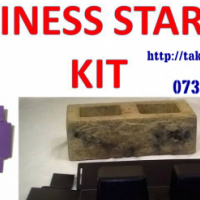 BE YOUR OWN BOSS ! Rock Face Block manufacturing Business !!