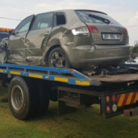 Stripping my Audi A3 for spares
