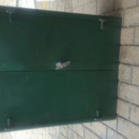 Gedore staal toolbox