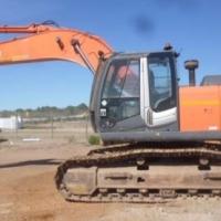Excavators Hitachi Hitachi ZX270-3