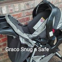Graco Snug and Save for sale.