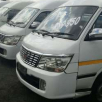 Inyathi JinBei and Amandla taxi's For Sale