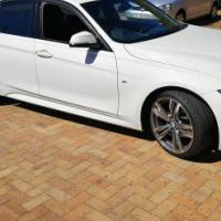 BMW 320d 2013 Motorsport SWOP