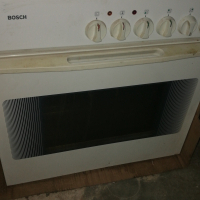 Bosch undercounter hob and oven