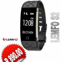 LEMFO S2 Bluetooth Smart Fitness Tracker (New in SA)