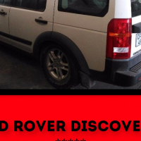 *** LAND ROVER DISCOVERY 3***  FOR SPARES