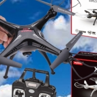Camera drone - Syma X5SC explorer 2 quadcopter