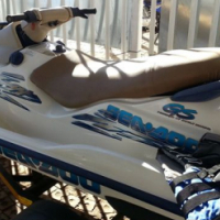 Seadoo GS Jet ski + trailer for sale.