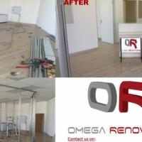Omega Renovators - Full Renovations, Tiling, Painting, Bulkheads, Partition, Carpets – we do it all!