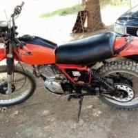 XR500 motorfiets