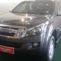 2015 ISUZU KB 300 D-TEQ LX DOUBLE CAB