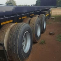2006 Hendred 14M Flat deck Trailer