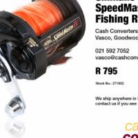 Shimano SpeedMaster IV Fishing Reel