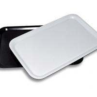 TRAY MELAMINE 250 X 390mm (WHITE) – NO.5