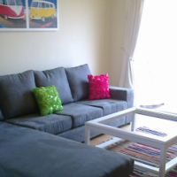 Fully Furnished 2 bedroom apartment for rent in west beach
