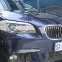 2013 BMW 520 I M-Sport