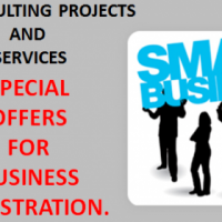 SPECIAL OFFERS FOR BUSINESS REGISTRATION