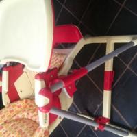 Peg-Perego feeding chair