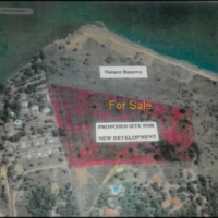 Development ground for sale at Roodeplaat Dam