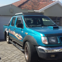 Nissan Hardbody 3000i, V6, D/Cab, 2000