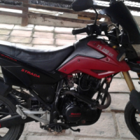 Motomia Terra Strada 250cc for urgent sale very nice condition