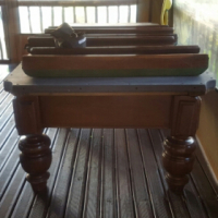 Solid Wood Snooker Table