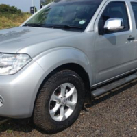 Nissan Navara 2.5Dci LE Double Cab Now ON SPECIAL with many EXTRAS
